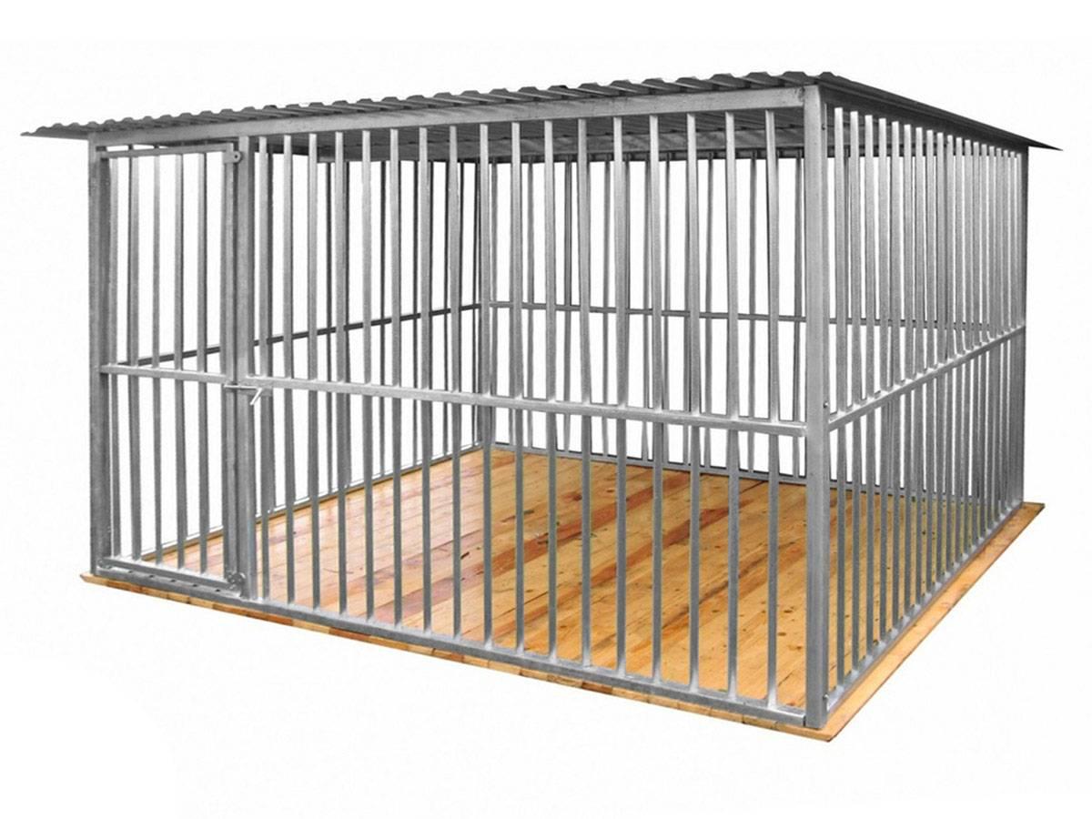 Coperture Per Recinzioni Giardino.Recinzione Per Cani Da Esterno Box In Lamiera