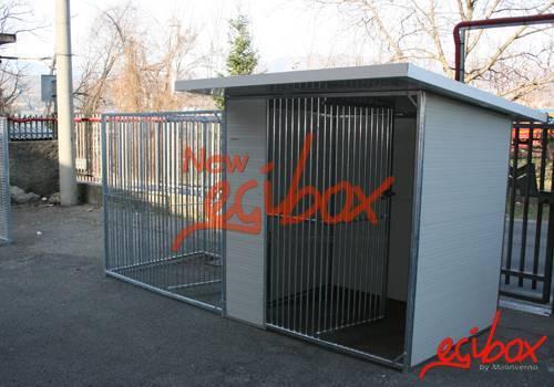 Box per cani Eco