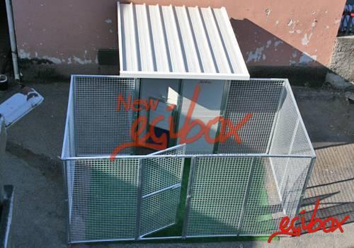 Box per cani Lario