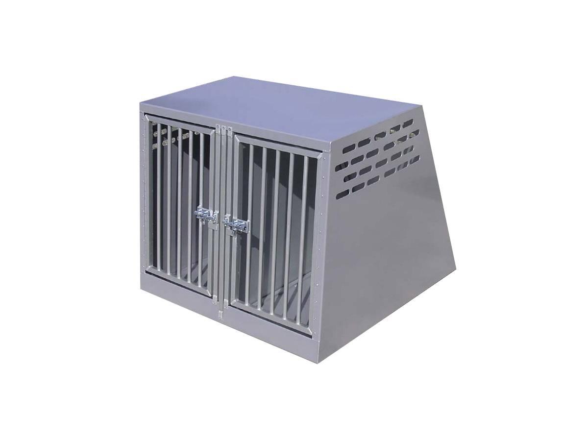 gabbia per cani auto